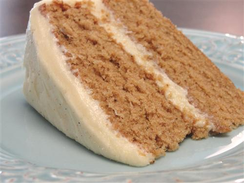 wheat free spiced cake