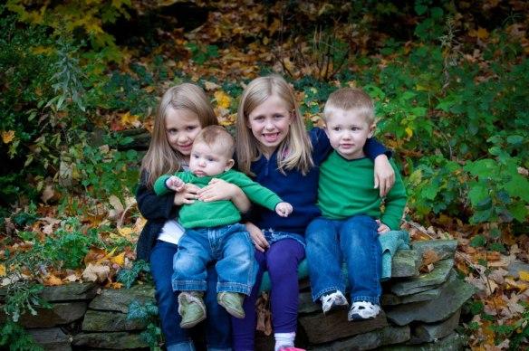 4 children