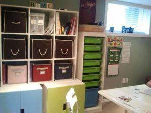 homeschool room 1