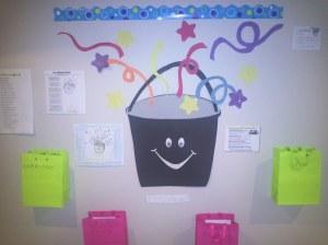 bucket wall